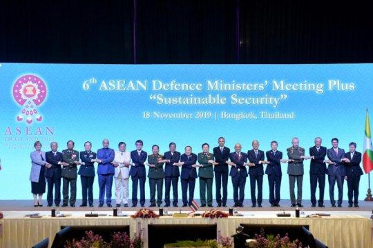 Menhan Prabowo apresiasi perkembangan positif Laut China Selatan