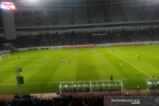 Timnas pelajar Indonesia bantai Sri Lanka 8-0 di laga perdana