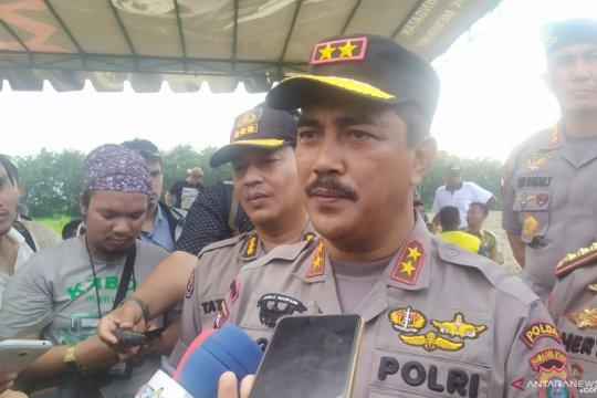 Polisi tangkap bendahara jaringan kelompok bom bunuh diri di Medan