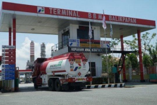 Pertamina pastikan kuota BBM dan elpiji di Kalimantan aman