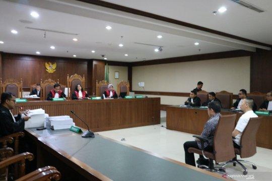 Pengusaha penyuap Aspidum Kejati Jakarta dituntut 4,5 tahun penjara