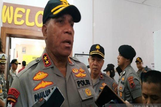 Kapolda Papua: Ada indikasi KKB ganggu kawasan operasional Freeport
