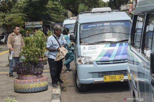 Jak Lingko operasikan empat rute baru di Jakarta Utara