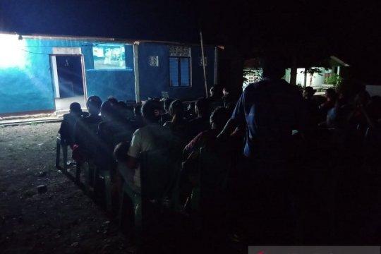 Film pendidikan kesehatan digelar TNI di perbatasan RI-Timor Leste
