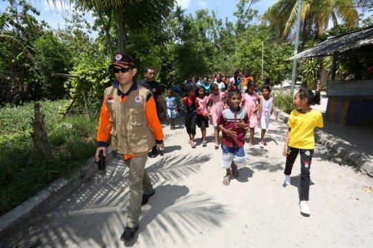 BPNB-Pemkab Kepulauan Aru rampungkan rencana kontigensi bencana