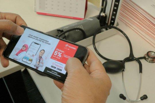 Ternyata 15 juta warga RI telah jadi pengguna layanan kesehatan online
