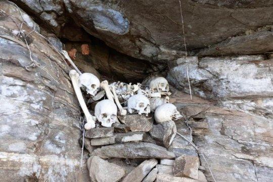 Situs penguburan prasejarah ditemukan di Pulau Roon