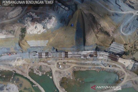 Waskita Karya percepat pembangunan Bendungan Temef di NTT