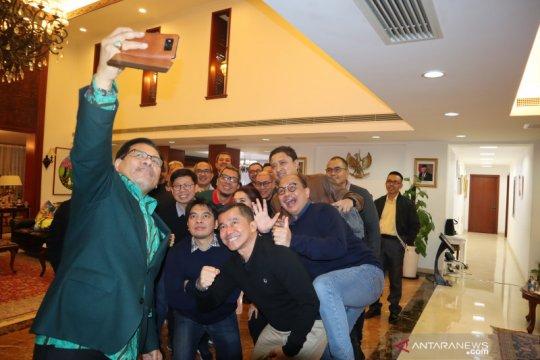 10 pemred media arus utama Indonesia kunjungi Xinjiang