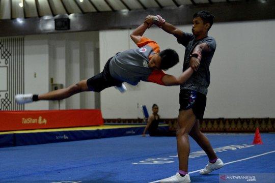 Pelatnas senam aerobik  Sea Games