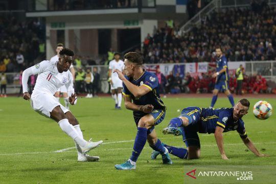 Kualifikasi Piala Eropa 2020: Babak pertama Inggris unggul 1-0 atas Kosovo