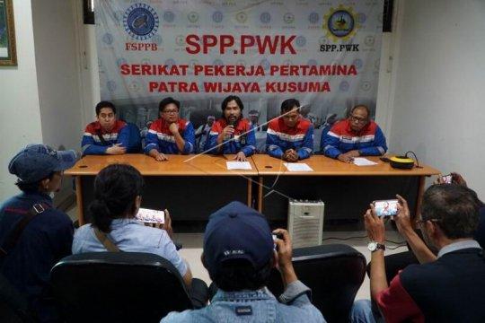 Pernyataan sikap Serikat Pekerja Pertamina Patra Wijayakusuma Page 2 Small