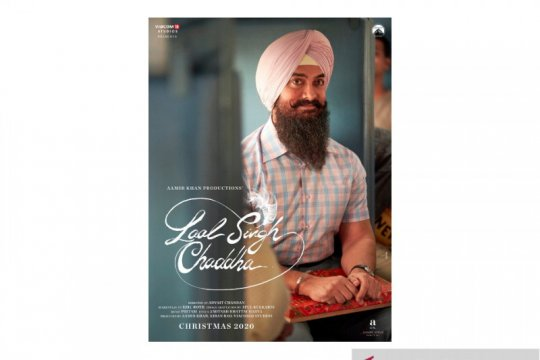 "Aamir Khan bintangi ""Forrest Gump"" versi Bollywood"