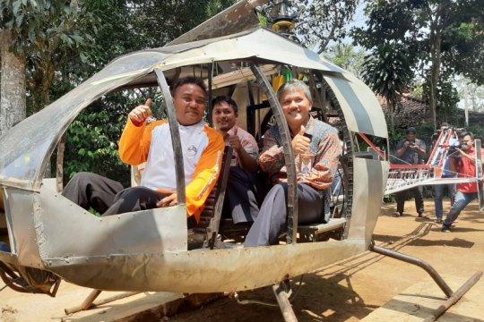 LAPAN: Helikopter buatan pemuda Sukabumi belum siap uji