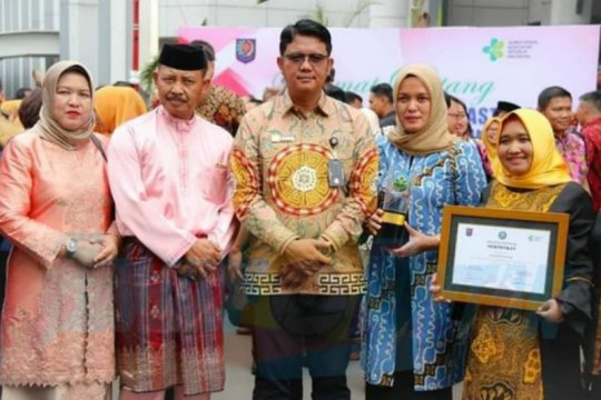 Bintan terima penghargaan tertinggi Kabupaten Sehat