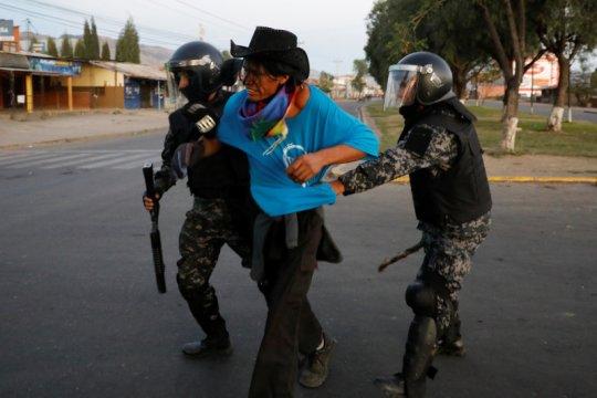 Morales umumkan pencalonan partai MAS dalam pemilu Bolivia