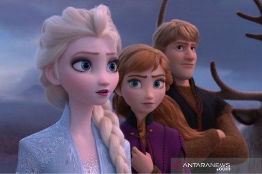 """""""Frozen 2"""" sejarah sihir Elsa dan pendewasaan karakter"""