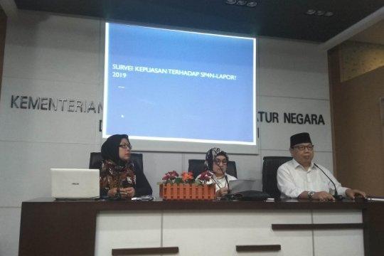 Memaksimalkan aplikasi layanan aspirasi dan pengaduan online rakyat