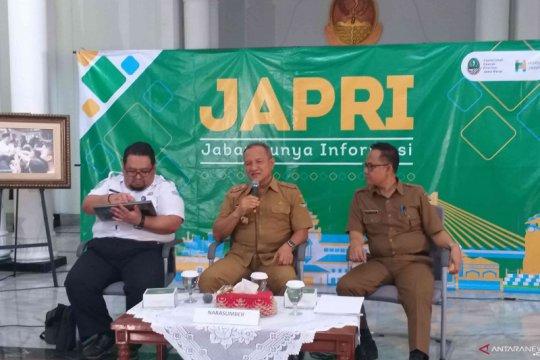 1.558 bencana alam terjadi di Jabar hingga akhir Oktober 2019