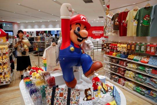 """Universal Studios Japan tunda pembukaan wahana """"Super Nintendo World"""""""