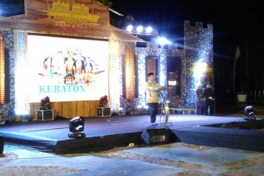 Sultan Cirebon harap Keraton ASEAN bawa energi kepahlawanan