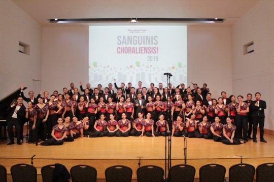 Batavia Madrigal Singers sajikan konser Sanguinis Choraliensis! 2019