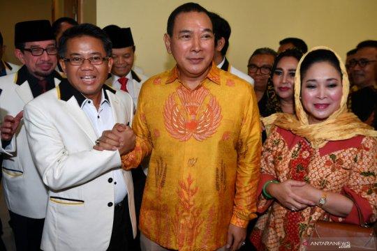 Politik kemarin, Berkarya sua PKS hingga reformasi birokrasi Jokowi