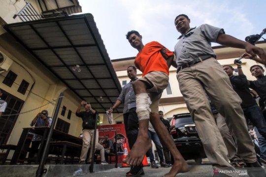 Narapidana kabur dari LP Bengkalis diringkus di Sumatera Utara
