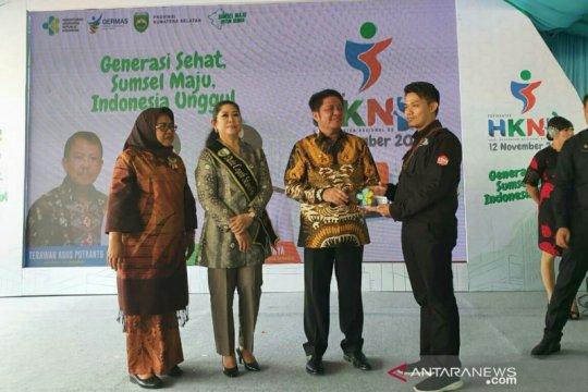 Penghargaan lembaga sosial peduli kesehatan diraih ACT Sumsel