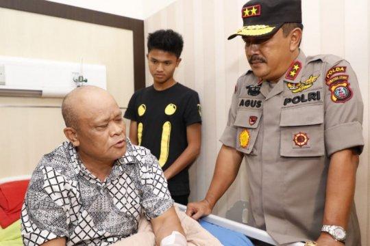 Polda Sumut: korban bom Medan tinggalkan rumah sakit