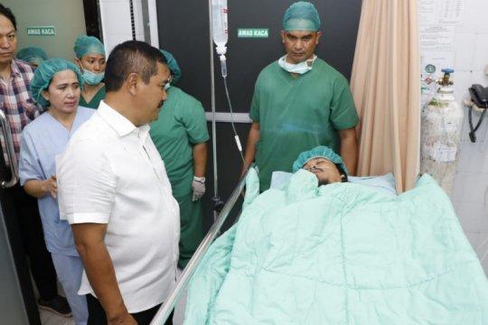 Polda Sumut: Anggota Densus 88 masih dirawat usai operasi