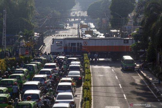 Rencana moda transportasi trem di Kota Bogor