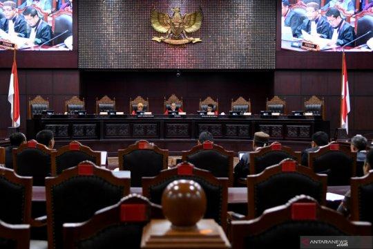 Tes wawancara calon hakim konstitusi dimulai hari ini