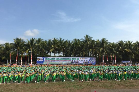 Rekor Muri tarian Bajul Ijo awali Festival HAM di Jember