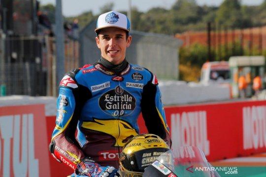 Gantikan Lorenzo, Alex Marquez akan membalap dengan sang kakak di MotoGP