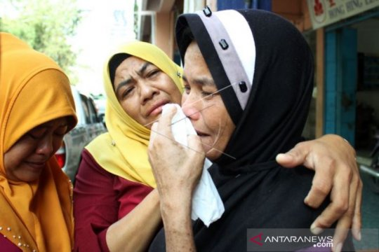 EVAKUASI WNI ASAL SUMUT YANG DITEMUKAN DI HUTAN MALAYSIA