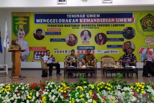 Generasi milenial lokomotif utama perkembangan UMKM Lampung