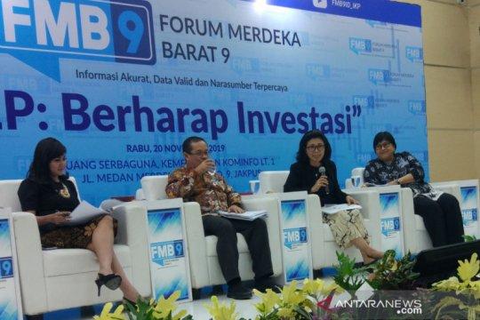 65 persen pasar Indonesia terbuka saat bergabung dalam RCEP