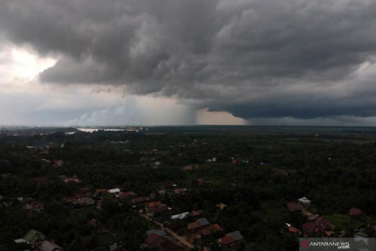 BMKG: Awal musim hujan di wilayah Jambi berbeda-beda