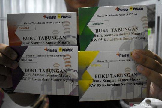 Bank sampah Sunter Agung tawarkan empat produk ke nasabah