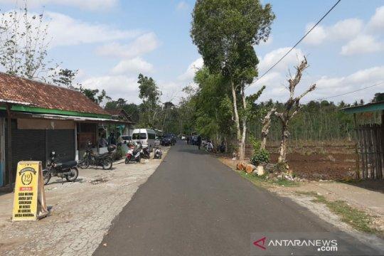 Densus 88 Polda DIY grebek terduga teroris Markino warga Gunung Kidul