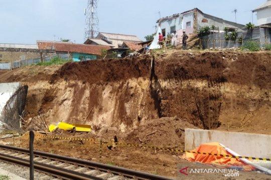 """Evaluasi longsor proyek """"double track"""", DJKA temukan dugaan kelalaian"""