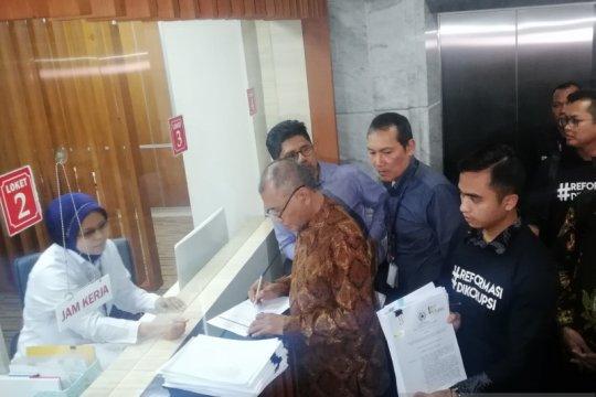"""Ajukan uji materi UU KPK, Laode: Kami punya """"legal standing"""""""