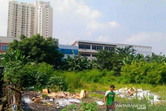208 RTH di Jakarta Utara ditutup sementara