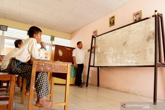 Belasan SMP di Gunung Kidul kekurangan siswa didik baru