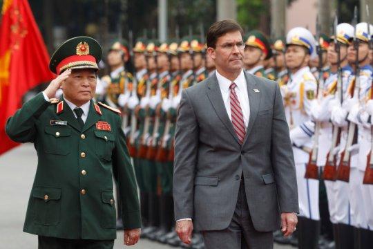 Menhan AS berharap dapat kunjungi China tahun ini