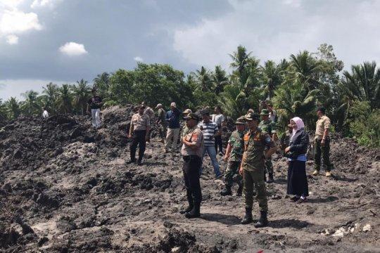 Tim Gabungan razia tambang ilegal di Kolong Bijur Bangka