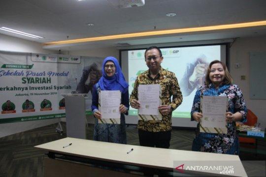 Global Wakaf-ACT, BNI dan BEI kolaborasi edukasi pasar modal syariah