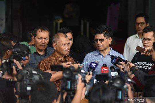Pimpinan KPK ajukan judicial review