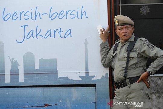 Lima pegawai lepas Jaktim terlibat pembobolan Bank DKI dipecat